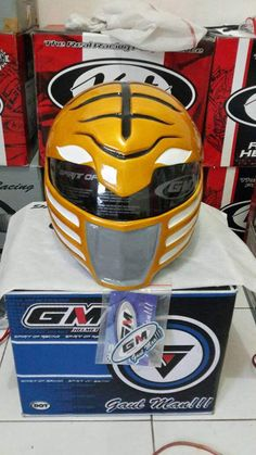 Base Helmet : GM (DOT approved, SNI approved)  Material : Fiberglass    This is a profesionally crafted handmade custom helmet    Main color : white (you can pick your own color)  Secondary color : White (you can pick your own color)  Leds : None (you can pick your own color)    This product requires 21 days (max) to made, and will ship directly after.  Dont hesitate to shoot me messages for any question    Return and Refund policy    - If the item is not received within 60 days, or the item…