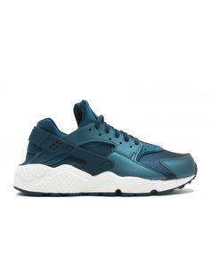 brand new 833ff 1eecc Cheap Nike Women s Huarache Run Se Mtlc Dark Sea Midnight Turq Trainer Sales  Nike Air Huarache