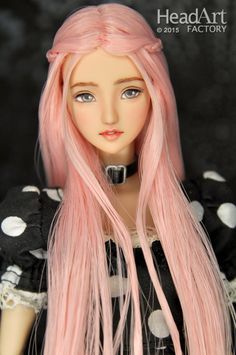 """Head Art Factory"" 1/6 HandPaint Custom Head ""AW460""for Obitsu/CY girl/Hot stuff"