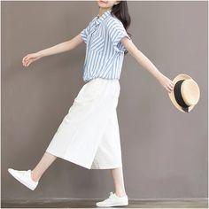 ポロシャツ レディース 半袖 シャツ Tシャツ チュニック ブラウス 総柄 ボーダー トップス 大きいサイズ 夏新作