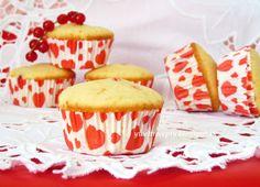 Muffiny s ríbezľami.