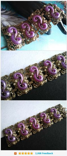 1950/'s High End Hard To Find Rare Jewelry Old Hollywood Glamour Vintage Rhinestone Dangle Earring /& Chunky Bracelet Lot