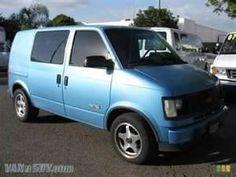 Chevrolet Astro Van 5th vehicle
