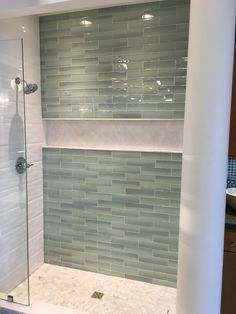 Home Remodeling Bathroom Finest small bathroom tub shower tile ideas exclusive on indoneso home decor - Like any type of various other bathroom shower ideas, you additionally need to take into consideration the flooring and also wall surface style. Guest Bathroom Remodel, Bathroom Renovations, Small Shower Remodel, Bathroom Makeovers, Bad Inspiration, Bathroom Inspiration, Bathroom Ideas, Shower Ideas, Bathroom Organization