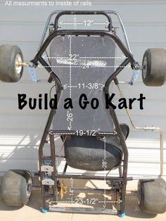 Racing go kart plans? - DIY Go Kart Forum Karting, Build A Go Kart, Diy Go Kart, Go Kart Chassis, E Bike Motor, Go Kart Steering, Homemade Go Kart, Go Kart Plans, Go Kart Frame Plans