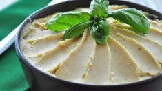 Hummus (patè di ceci) leggero bimby