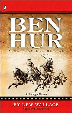 Ben Hur...Read it...the movie is stinko in comparison. it's worth the effort.