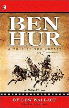 Ben Hur...Read it...the movie is stinko in comparison. it's worth the effort.