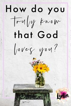 How do you truly know that God loves you? There is no length that God won't go to in order to show His love for you. God loves you and will never stop. Christian Women, Christian Living, Christian Faith, Christian Quotes, I Need Jesus, Yours Truly, God Loves You, Christian Encouragement, Christian Inspiration