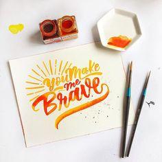 Really feeling the orange today! 🍊 . . . . #calligraphyworkshop #brushcalligraphy #workshopssg #brushcalligraphysg #brushcalligraphy #flourishforum #moderncalligraphy #goodtype #learncalligraphy #slowroastedco #workshopsg #sgworkshop #StrengthinLetters #calligraphysg #handlettered #letteringonsunday #brushtype #typegang #idealinspiration #50words #sgig #sgworkshops #ligaturecollective #typespire  #designspiration #calligrabasics #brushlettering #naiisetuesdays #ohwowyes #ecoline