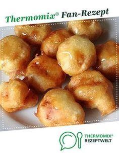 Chinesische Gebackene Banane mit Honig von HotTomBBQ. Ein Thermomix ® Rezept aus der Kategorie Desserts auf www.rezeptwelt.de, der Thermomix ® Community.