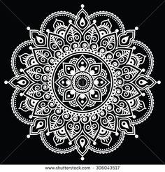 mandala patterns to print mandala abbildung rundes. Black Bedroom Furniture Sets. Home Design Ideas