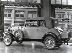 シボレー - 「1932年の偉大なアメリカの価値」| オールドモーター