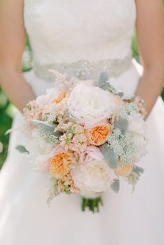 """For two people who are so obviously soul mates (seriously - read their sweet story below), I can't think of a more fitting way to say """"I do"""" than this stunning Rancho Bernardo Innwedding. Because this is a wedding that mixes romance with breathtaking details at every turn, and happens to be the perfect way…"""