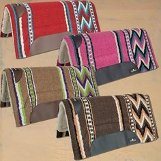 That green and tan one. oh and the dark brown one! Western Saddle Pads, Western Tack, Western Saddles, Teen Bedroom Inspiration, My Horse, Horses, Equestrian Clothes, Horse Facts, Saddle Blanket