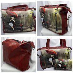 Lafabrikdekiki sur Instagram: J'ai terminé mon cadeau un sac à main coordonnée à mon portefeuille. #faitmain #madeinfrance #madewithlove #sacotin #java #sacamainaddict… Java, Made In France, Purse, Handmade, Wallet