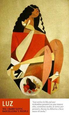 Spontaneous Spanish Paintings