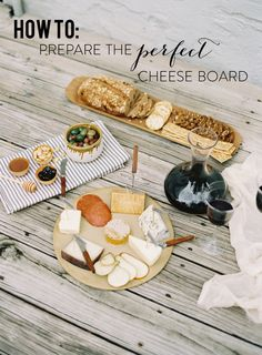 Holiday Appetizers |  Preparing a Gourmet Cheese Board from Jessica Sloane | Read more - http://www.stylemepretty.com/living/2013/01/13/smp-at-home-preparing-a-cheese-board-from-jessica-sloane
