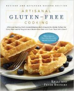 Artisanal Gluten-Free Cooking Cookbook