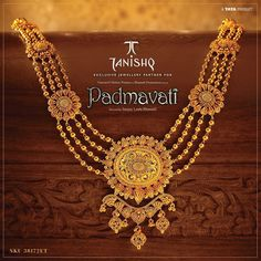 Each piece of #TanishqxPadmavati is quintessentially Indian and perfect for all your ethnic ensembles. Explore more on our website and…