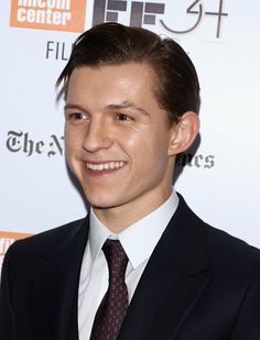 Celebrity Gossip & News | 32 Times Tom Holland Was Too Cute For Words | POPSUGAR Celebrity UK
