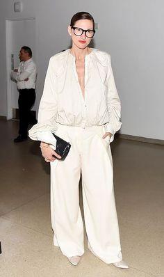 How to Dress Like a Total Fashion Boss, à la Jenna Lyons via @WhoWhatWear
