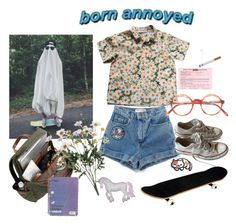 """Bored before I even began"" by sam-penzance ❤ liked on Polyvore featuring Cacharel, Converse and Stay Home Club"