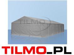 WYSOKI NAMIOT HANDLOWY MAGAZYNOWY PAWILON 4x6m XXL