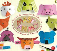 Carnaval Mask Handmade Máscaras de Carnaval hechas a mano