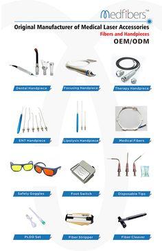 Original Manufacturers of Medical Laser Accessories