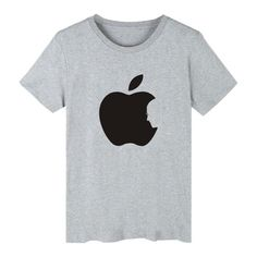 Apple Steve Jobs Cotton T Shirt