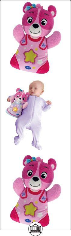 Vtech 143555 - Oso de peluche con actividades, color rosa  ✿ Regalos para recién nacidos - Bebes ✿ ▬► Ver oferta: http://comprar.io/goto/B009V9IW24