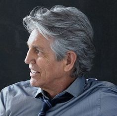 53 Magnificent Hairstyles for Older Men - Men Hairstyles World - Hair Styles Older Mens Long Hairstyles, Older Men Haircuts, Men Hairstyles, Wedding Hairstyles, Medium Length Hair Men, Mens Medium Length Hairstyles, Mens Mid Length Hair, Grey Hair Men, Long Gray Hair