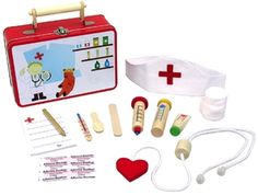 Christmas gift under $50 for the kids- Cute Doctors play set