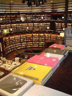 oh my goodness these international bookstores are amazing  bookstore is in Taichung, Taiwan