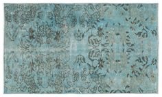 Overdyed Vintage Carpet / Teppich Original Vintage, Rugs On Carpet, The Originals, Interior Design, Home Decor, Scrappy Quilts, Persian Carpet, Vintage Rugs, Nest Design
