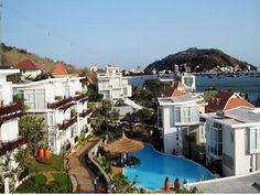 Seaside Resort, Ba Ria Vung Tau, Vietnam. I always love to stay here. Beautiful view and romantic feeling.