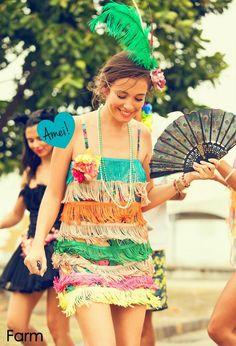 Carol Gaia: Fantasias de Carnaval para Adultos