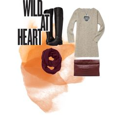 Wild at heart by lizzie-elsdon on Polyvore featuring polyvore, fashion, style, Rebecca Minkoff, Naturalizer, Marie Turnor and Athleta