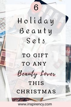 To all the #beauty lovers out there, this means one simple thing: Sephora #Holiday #Sets are finally for sale! I've been seeing out there a ton of blog posts about this topic which increase my willing to try out some new things. I didn't want to create a post about the best sets to buy, without really testing them. So I made a list, bought some and tested the different products presented in this post. See the full review on inspirency.com Amazon Beauty Products, Best Makeup Products, How To Apply Makeup, Gifts For Family, Diy Beauty, Sephora, The Balm, Lovers, Hacks
