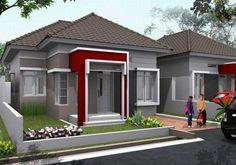 Rumah Tipe 70 Modern