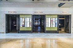 Secco Sistemi per la Weston Library - New Bodlean