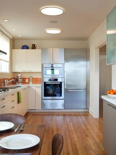 West Portal Private Residence modern kitchen