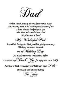 Father of the Bride gift from Daughter Dad gift Dad and #Weddingschecklist