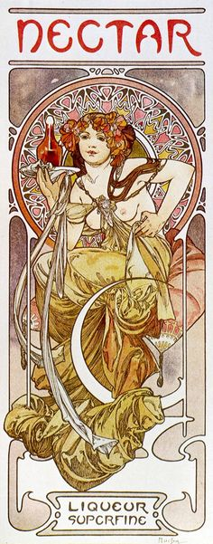 Vintage Blog: Alfons Mucha                                                                                                                                                      More