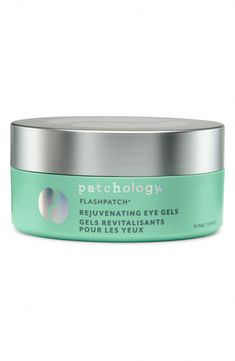 Free shipping and returns on patchology FlashPatch™ Eye Gels at Nordstrom.com. What it is: An eye treatment that works to de-puff, hydrate, brighten and smooth skin underneath the eyes.Who it's for: Anyone with undereye puffiness, dryness or fatigue.What it does: These hydrogels feature the brand's highly advanced HydraSurge5™ Moisture System. More effective than topical creams or serums, this patch technology accelerates the de #DiyEyeCream Under Eye Mask, Under Eye Puffiness, Healthy Eyes, Tired Eyes, Eye Treatment, Eye Gel, Skin Care Regimen, Smooth Skin, Eyes