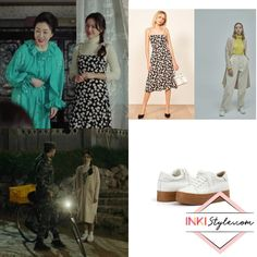 These are Son Ye-Jin's notable outfits from episodes 3 and 4 of K-drama 'Crash Landing On You'. Classy Business Outfits, Kdrama, Fashion Dictionary, Celebrity Outfits, Korean Outfits, Fashion Wear, Western Wear, Asian Fashion, Casual Wear