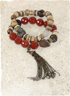 Souk Beaded Bracelets