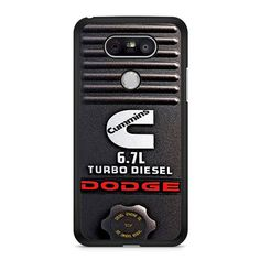 Dodge Cummins Turbo Diesel LG G6 Case Dewantary