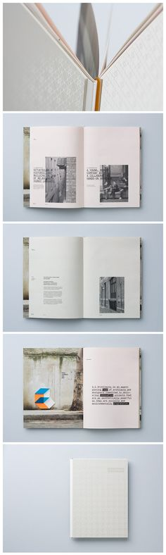 Editorial Design / I:I Architecte